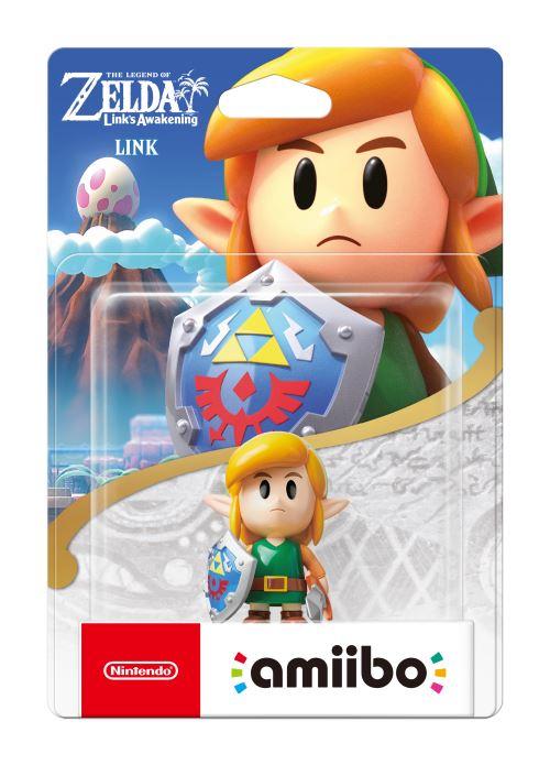 Figurine Amiibo The Legend of Zelda Link's Awakening - Link