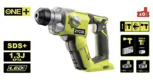 Marteau perforateur Ryobi 4892210130211 SDS-Plus 18 V