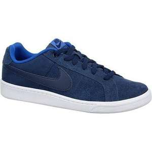 Chaussures Tennis Nike Court Royale Bleu Homme