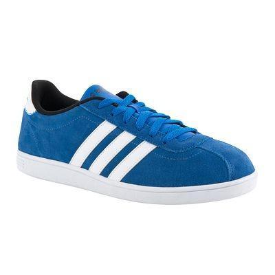 Chaussures Tennis Adidas Neo Court Bleu Homme