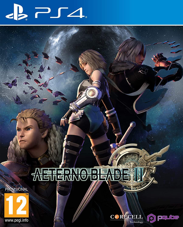 Jeu Aeterno Blade 2 sur PS4 (Vendeur Tiers)