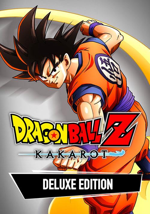 Dragon Ball Z Kakarot - Deluxe Edition sur PC (Dématérialisé - Steam)