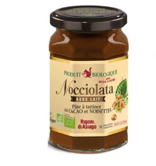 Pâte à tartiner Bio Nocciolata Rigoni di asiago - 270g