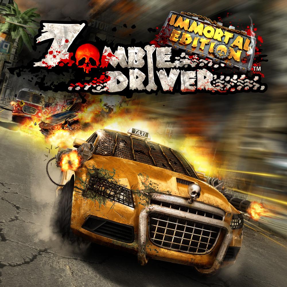 Zombie Driver Immortal Edition sur Nintendo Switch (Dématérialisé)