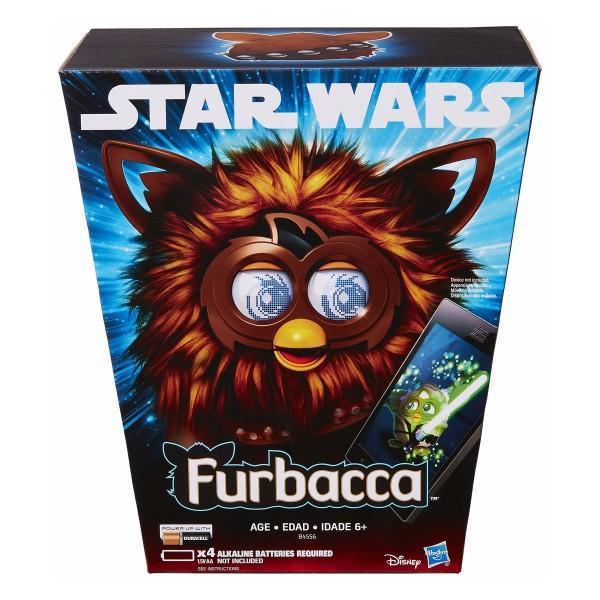 Jouet interactif Furbacca de Hasbro