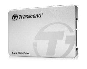"""SSD Interne 2.5"""" Transcend 370S mémoire MLC - 512 Go avec adaptateur 3.5"""""""