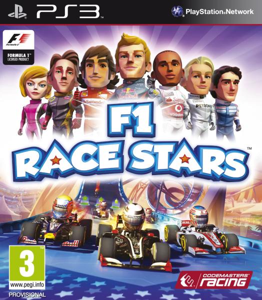 F1 Race Stars sur PS3 et XBOX 360