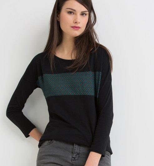 T-shirt Femme avec motif - Taille XS à L