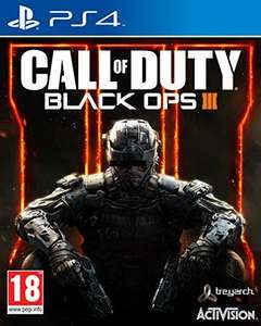 Jeu Call of Duty Black Ops III sur PS4 - Standard Edition