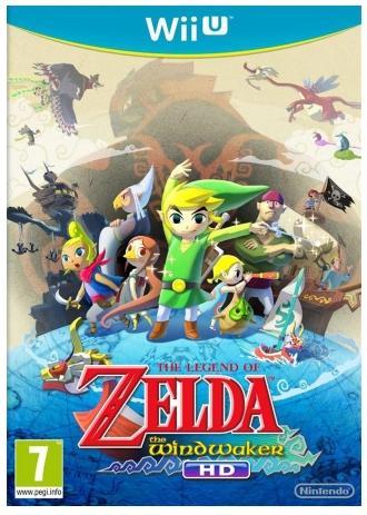 The legend of Zelda : Wind Waker HD sur Wii U