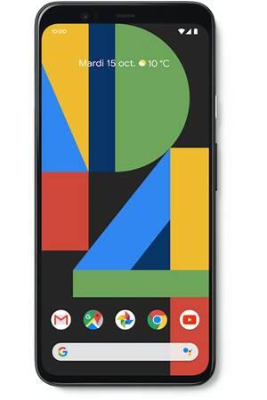 "Smartphone 6.3"" Google Pixel 4 XL - 64 Go (Noir)"