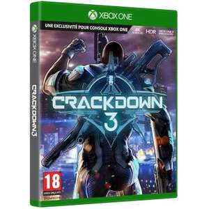 Jeu Crackdown 3 sur Xbox One