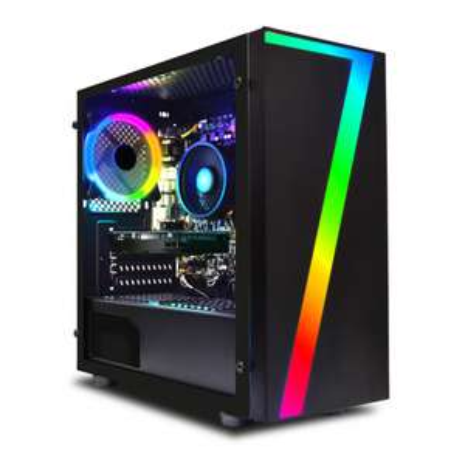 PC AWD-IT Seven - i5-9400f, GTX1650 Super 4gb, 8Go de Ram, SSD 240Go
