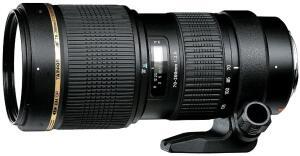 Objectif Tamron 70-200 f/2.8 pour Nikon