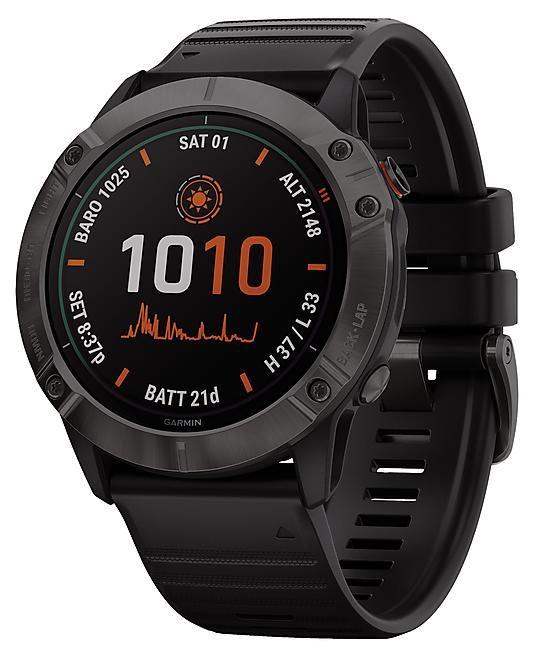 Montre GPS Garmin Fenix 6X Pro Solar