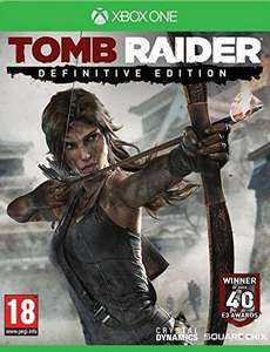 Tomb Raider Definitive Edition sur Xbox One