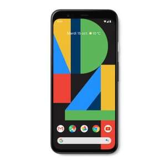 """Smartphone 5.7"""" Google Pixel 4 - 64 Go (Noir)"""