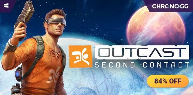Jeu Outcast Second Contact sur PC (Dématérialisé - Steam)