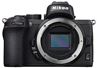 Appareil photo hybride Nikon Z50 (APSC) - Boîtier nu