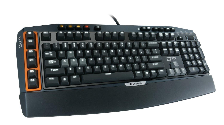 25% de réduction sur une sélection de périphériques Logitech - Ex : Clavier PC Logitech G710+