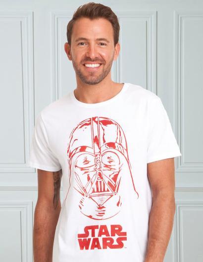 T-shirt Star wars (modèle au choix)