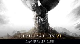 Sid Meier's Civilization VI Platinum Edition sur Mac, compatible PC (Dématérialisé - Steam)