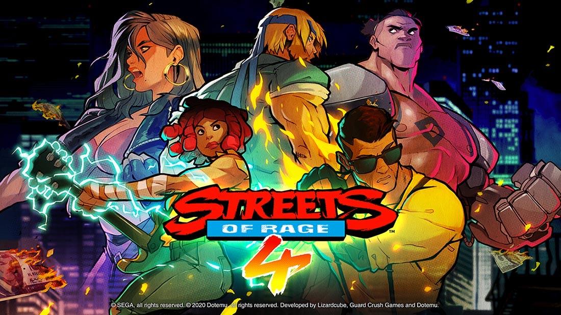 Streets of Rage 4 sur PC (Dématérialisé - Steam)