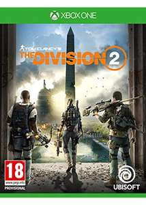 Tom Clancy's The Division 2 sur Xbox One