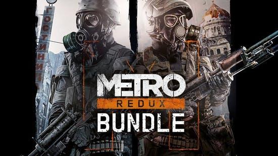 Bundle Metro Redux - Metro 2033 + Metro: Last Light sur PC, MAC & Linux (Dématérialisé - Steam)