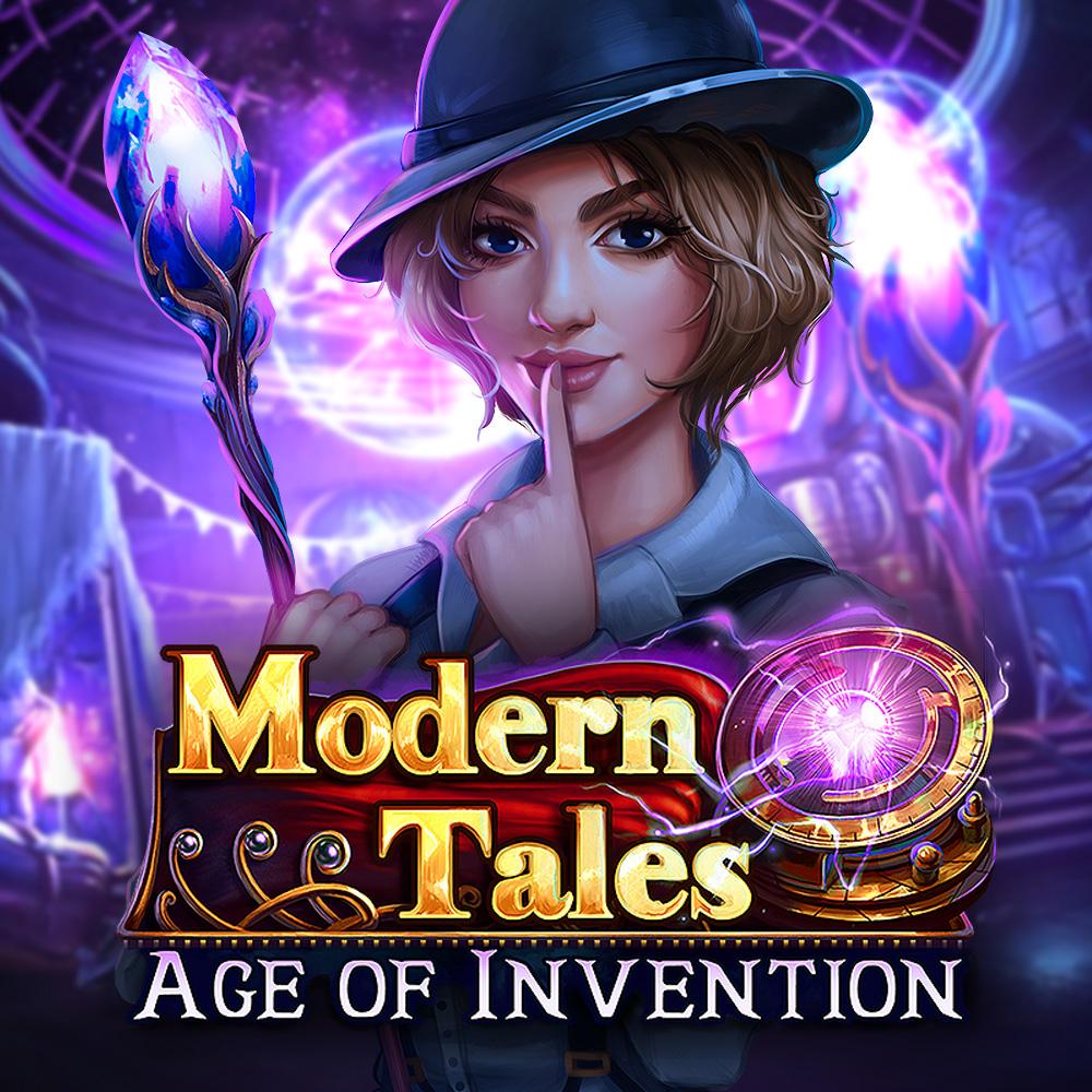 Modern Tales: Age of Invention sur Nintendo Switch (Dématérialisé)