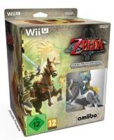 Précommande : The Legend of Zelda - Twilight Princess HD + Amiibo Link Loup + CD Audio