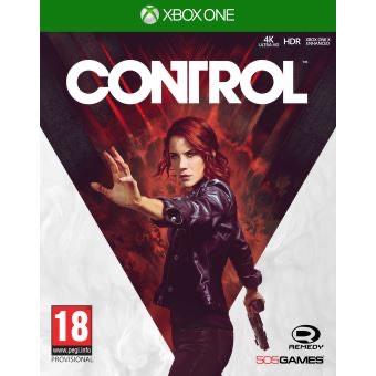Jeu Control sur Xbox One (Dématérialisé)