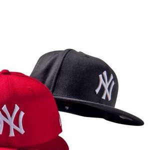Casquette Rouge New Era (Taille 2)