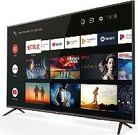 """TV 75"""" TCL 75EP660 - 4K UHD, Android TV"""