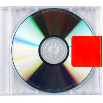 Album Yeezus de Kanye West