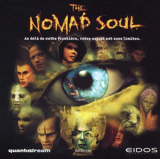 The Nomad Soul gratuit sur PC (Dématérialisé - Steam)