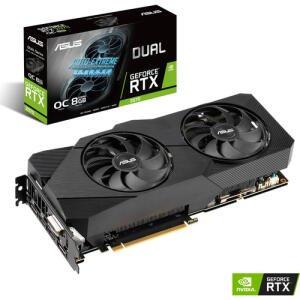Carte Graphique Asus GeForce RTX 2070 Dual EVO OC - 8Go