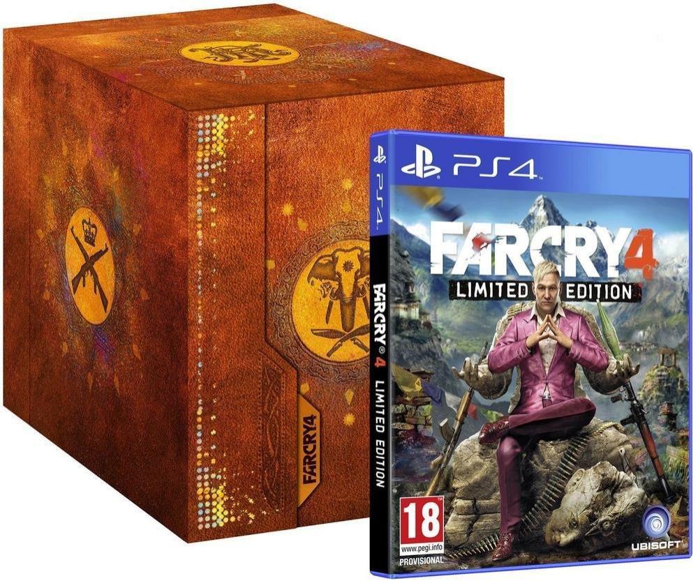 Far Cry 4 - Edition Kyrat sur PS4