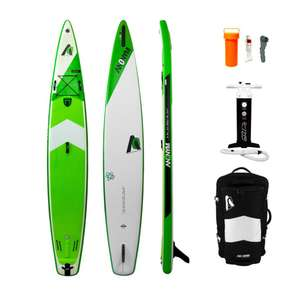 """Stand Up Paddle gonflable 14"""" Anonym Long Distance + Accessoires"""