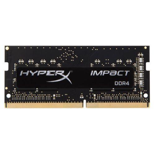 Mémoire Kingston HyperX Impact 4 Go DDR4 SODIMM 2400 MHz Cas 14