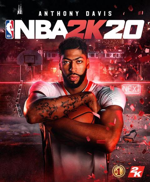 [Stadia Pro] Jeu NBA 2K20 (Dématérialisé - Stadia)