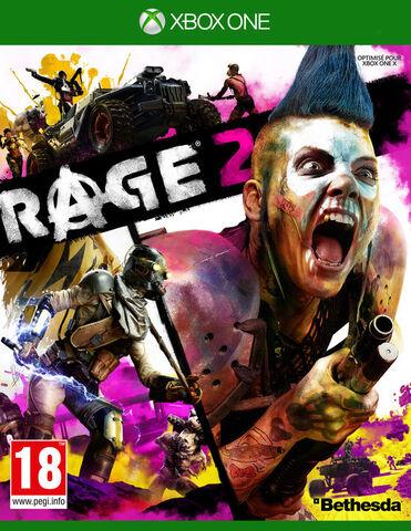 Jeu Rage 2 sur Xbox One ou PS4