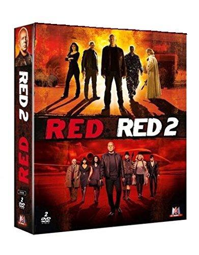 Coffret DVD : Red + Red 2