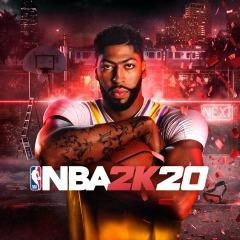 NBA 2K20 sur PS4 (Dématérialisé)