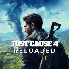 Just Cause 4: Reloaded sur PS4 (Dématérialisé)