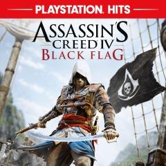 Assassin's Creed IV Black Flag - Standard Edition sur PS4 (Dématérialisé)