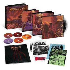 Megadeth - Peace Sells... ...But Who's Buying ? 5CD + 3LP