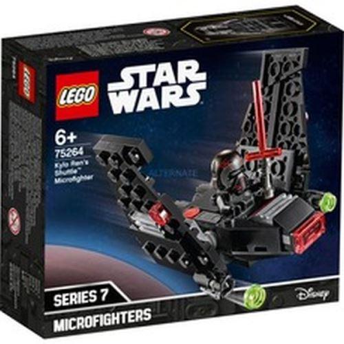 Sélection de petits sets Lego en promotion - Ex: Lego Star wars - Microfighter Navette de Kylo Ren 75264 (vendeur tiers)