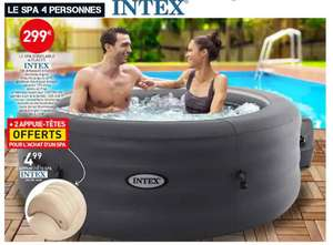 SPA Intex gonflable - 795L