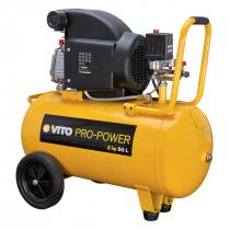 Compresseur à huile Vitopower - 50L, 2 cv, 8 Bar, 1500 W (univers-du-pro.com)